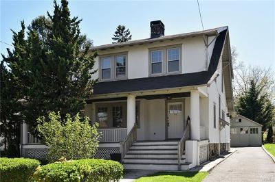 Port Chester NY Single Family Home For Sale: $539,000