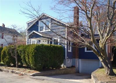 Mamaroneck NY Single Family Home For Sale: $549,000