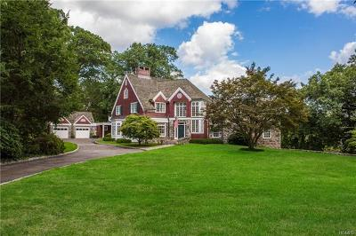 Bronxville Single Family Home For Sale: 42 Prescott Avenue