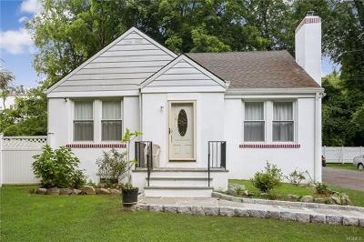Ossining Single Family Home For Sale: 10 Beach Road