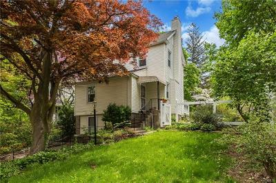 Bronxville Single Family Home For Sale: 20 Cross Street