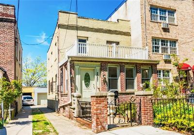 Bronx Single Family Home For Sale: 2087 Cedar Avenue