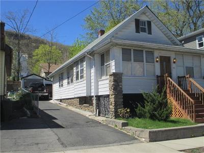 Haverstraw Single Family Home For Sale: 68 Maple Avenue