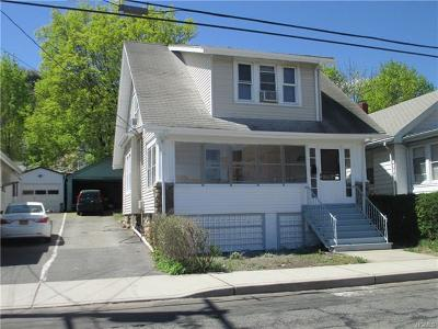 Haverstraw Single Family Home For Sale: 56 Maple Avenue