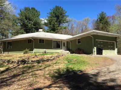 Otisville Single Family Home For Sale: 238 Robbins Road