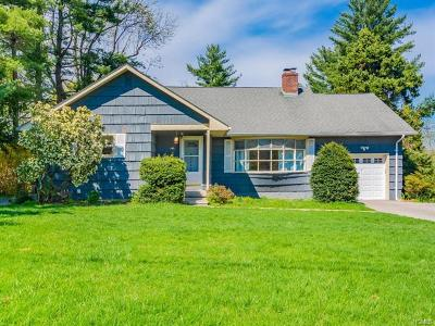 Westchester County Single Family Home For Sale: 39 Ganung Drive