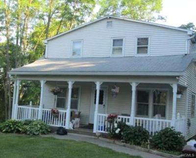 Plattekill Single Family Home For Sale: 63 Old Firehouse Road