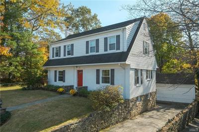 Bronxville Single Family Home For Sale: 1 Wellyn Close