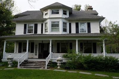 Wurtsboro Single Family Home For Sale: 210 Mt.prosper/Aka 2 Little Rd Road