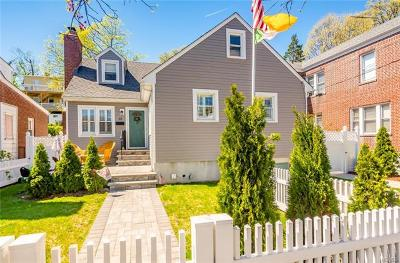 Yonkers Single Family Home For Sale: 33 Woodlawn Avenue