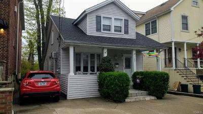 Westchester County Single Family Home For Sale: 163 First Street