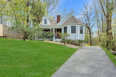 Chappaqua Single Family Home For Sale: 60 Bischoff Avenue