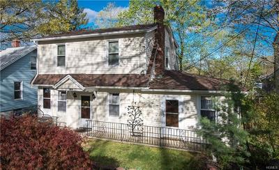 Nyack Single Family Home For Sale: 305 Front Street