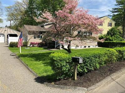 Rockland County Single Family Home For Sale: 2 Lake Road