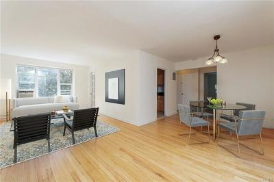 Hastings-On-Hudson Condo/Townhouse For Sale: 555 Broadway #4A