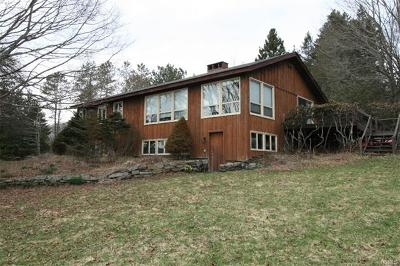 Single Family Home For Sale: 83 White Roe Lake Road