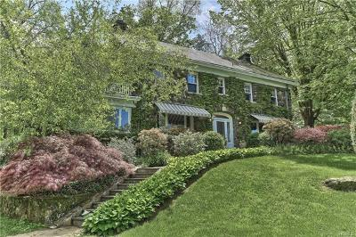 Croton-On-Hudson Single Family Home For Sale: 245 West Mount Airy Road