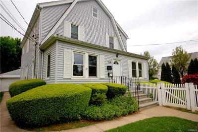 Harrison Rental For Rent: 124 Nelson Avenue #2