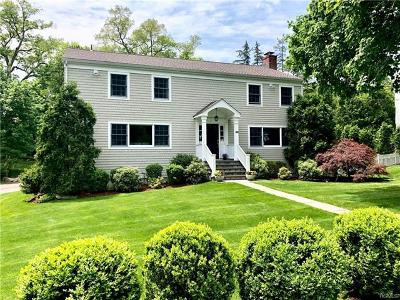 Connecticut Single Family Home For Sale: 60 Lockwood Lane
