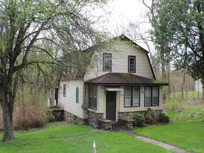 Single Family Home For Sale: 3298 State Route 209