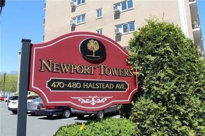 Harrison Rental For Rent: 480 Halstead Avenue #6J