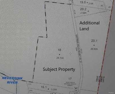 Residential Lots & Land For Sale: 514 Katrina Falls Road
