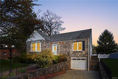 Yonkers Single Family Home For Sale: 32 Aka 34 Custer Avenue