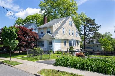 New Rochelle Single Family Home For Sale: 43 Faneuil Place