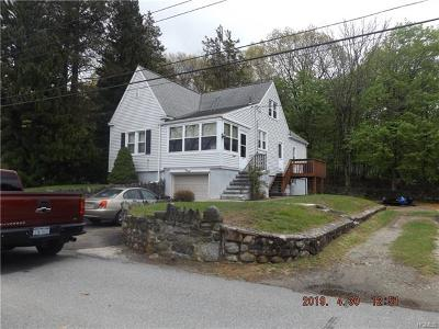 Peekskill Single Family Home For Sale: 813 Ridgewood Drive