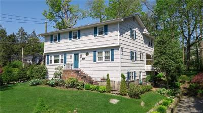 Ardsley Single Family Home For Sale: 14 Cross Road