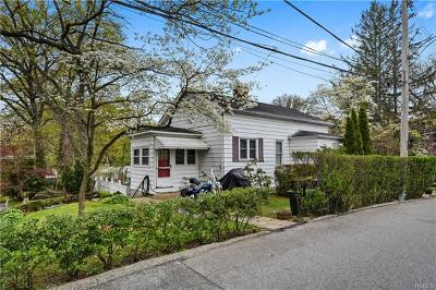Bronxville Single Family Home For Sale: 1064 Midland Avenue