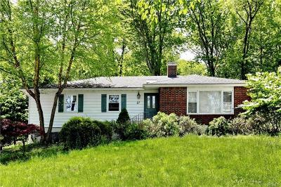 Rockland County Single Family Home For Sale: 27 Old Pomona Road