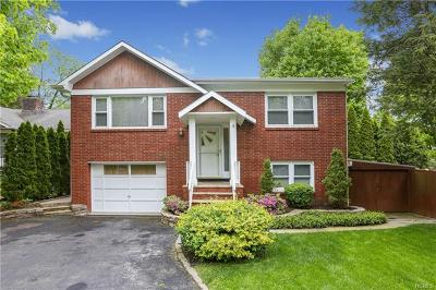 Yonkers Single Family Home For Sale: 728 Aka 730 Scarsdale Road