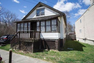 Newburgh Single Family Home For Sale: 24 Temple Avenue