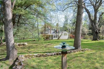 Single Family Home For Sale: 53 Saw Mill Road