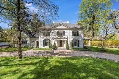 Irvington Single Family Home For Sale: 35 Matthiessen Park North