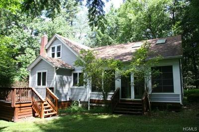 Single Family Home For Sale: 190 Mitchell Pond