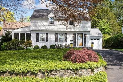 White Plains Single Family Home For Sale: 36 Park Circle