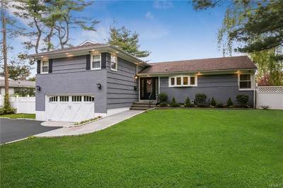 Rye Brook Single Family Home For Sale: 412 North Ridge Street
