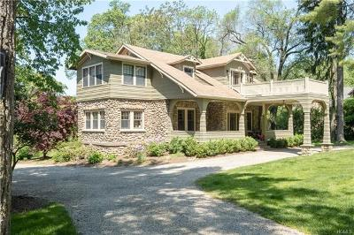 Pearl River Single Family Home For Sale: 266 North Highland Avenue