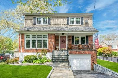 Yonkers Single Family Home For Sale: 605 Palisade Avenue