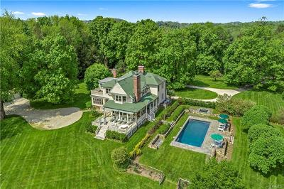 Bedford, Bedford Corners, Bedford Hills Single Family Home For Sale: 136 Succabone Road