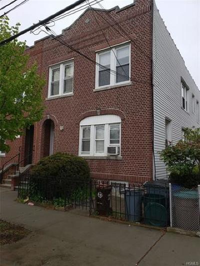 Pelham Bay Multi Family 2-4 For Sale: 2885 East 195th Street