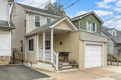 Yonkers Single Family Home For Sale: 92 Hart Avenue