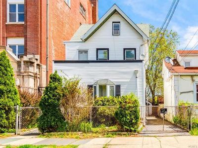 Mount Vernon Multi Family 2-4 For Sale: 25 South 10th Avenue