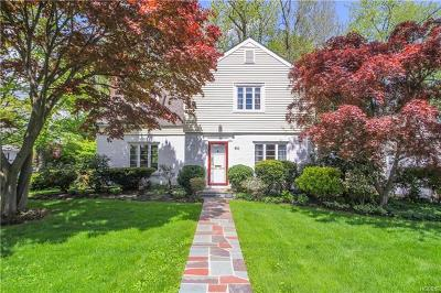 White Plains Single Family Home For Sale: 50 Canterbury Road