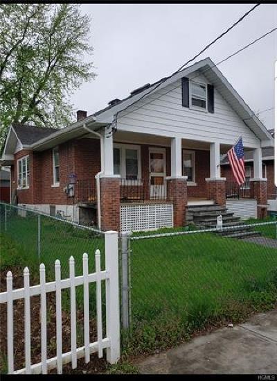Dutchess County Multi Family 2-4 For Sale: 41 Vine Street