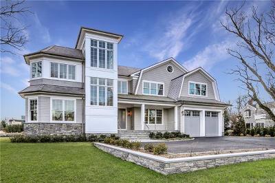 Bronxville, Larchmont, Mount Vernon, New Rochelle, North Salem, Pelham, Rye, Scarsdale, South Salem, West Harrison, White Plains, Yonkers Single Family Home For Sale: 4 Philips Lane