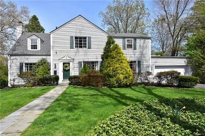 White Plains Single Family Home For Sale: 22 Dartmouth Terrace