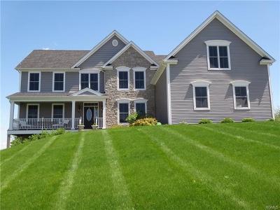 Poughkeepsie Single Family Home For Sale: 63 Ridgeline Drive